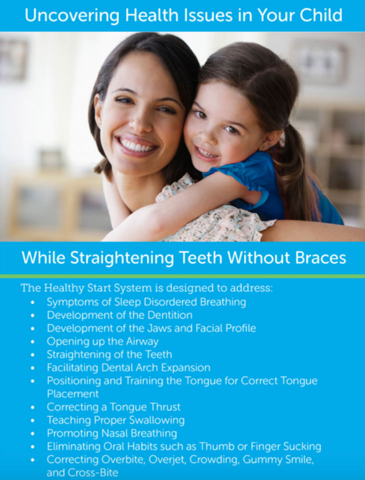 Health Start System - Pediatric Dental Services